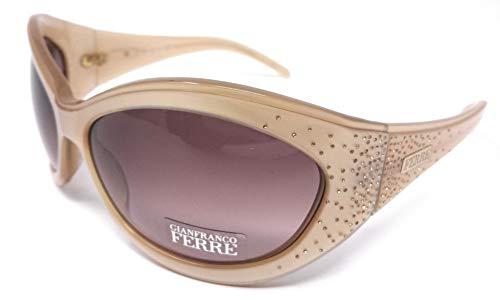 Gianfranco Ferré Damen Sonnenbrille Beige beige