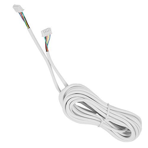 Kafuty Cable de Cobre Flexible de 5 núcleos 0.3mm² Redondo 15m Transmisión...
