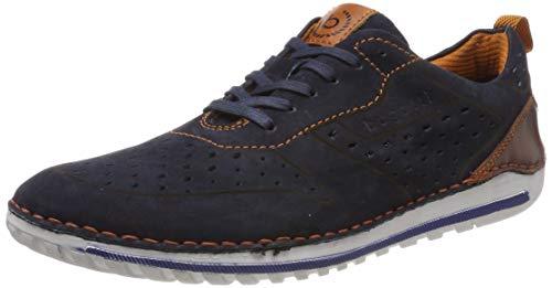 bugatti Herren 321712021500 Sneaker, Blau, 42 EU