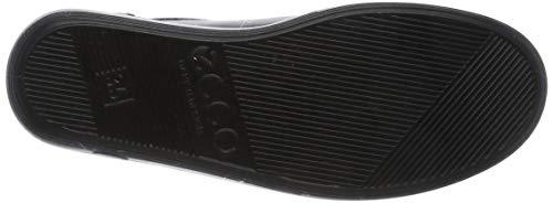 ECCO Soft 2.0, Casual Shoes Women's, Black (With Black Sole 56723), 6.5/7 UK EU