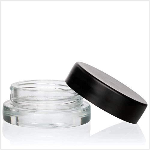 glass jars balm - 1