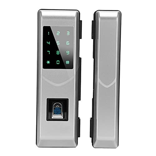 Bloqueo de huellas dactilares Aplicación amplia y conveniente Bloqueo inteligente para el hogar Bloqueo de tarjeta IC Bloqueo de contraseña para el hogar para la oficina para el hotel para