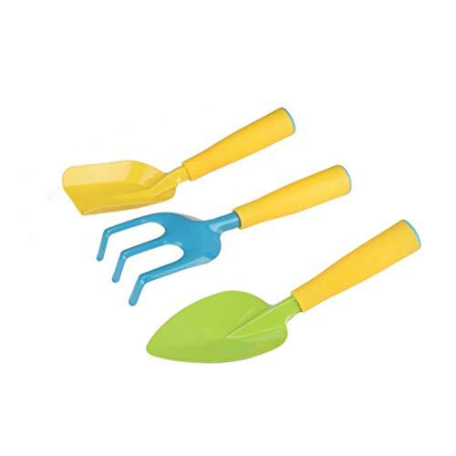 Mini juego de herramientas de jardín, pala, herramientas de jardinería multifuncionales, herramientas de jardinería para niños