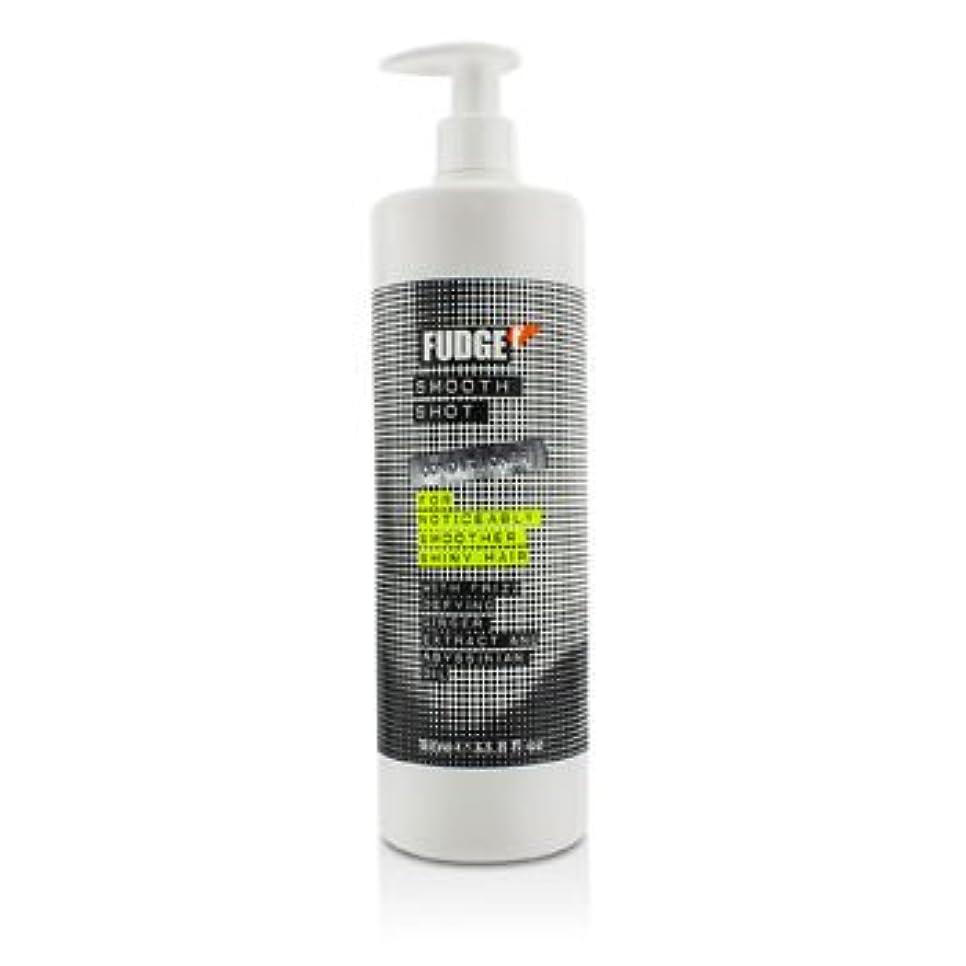 オプショナルマイナス分析する[Fudge] Smooth Shot Conditioner (For Noticeably Smoother Shiny Hair) 1000ml/33.8oz