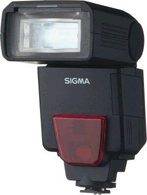 Sigma EF-500 DG Standard Blitz für Nikon