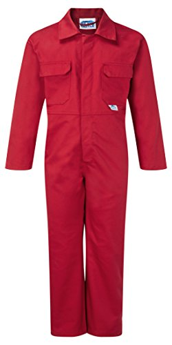 Blue Castle 333 / RT-28 Junior Overall Overall Kesselanzug, rot, 13 jahre