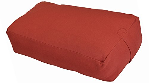 YogaAccessories Deluxe Yoga Bolster