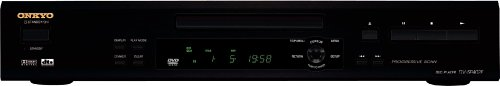 Onkyo DV-SP 402 DVD-Player schwarz