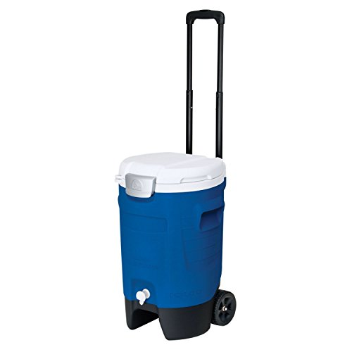 Igloo Sport 5 Gallon Independiente Negro, Azul, Blanco - Enfriador de...