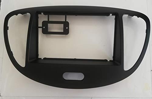 Mascherina telaio auto autoradio Monitor 2 doppio din Adattatore stereo per Hyundai I-10 MS398/ST