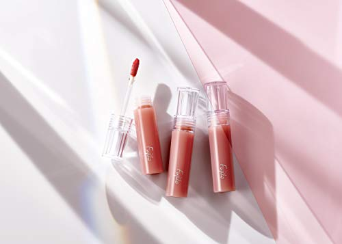 Fujiko(フジコ)ニュアンスラップティント01珊瑚ピンク口紅2.8g