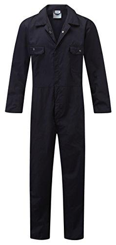 Castle Clothing - Tuta da lavoro 318, blu, 318
