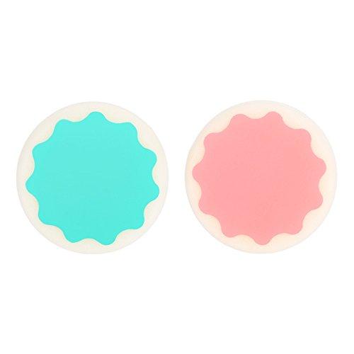 BOQUIRTE Éponge de dépilage, épilation à la cire de polissage de femmes Tampon indolore Outil de soin de la peau dépilatoire