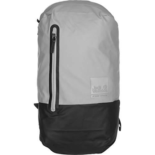 Jack Wolfskin 365 Getaway 26 Backpack Unisex Rucksack, Alloy, ONE Size