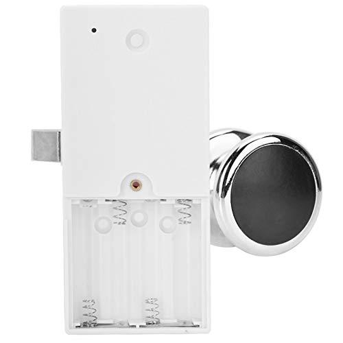 DAUERHAFT Interfaz Estable y fácil de Usar Cerradura Digital Caja Fuerte Elegante para gabinete para Sauna SPA