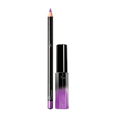 CATHYOYO Crayon à Lèvres Contour Des Lèvres Waterproof Cosmétiques Maquillage Longue Durée Imperméable (I)