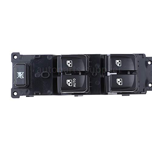 KUANGQIANWEI Elektrischer fensterheber 14 Pins 93570-1J102 935701J102 Fit for Hyundai I20 Electric Power Fenstersteuerung Schalter Autoteile 202008158