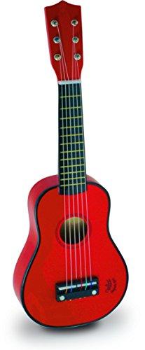Vilac - 8306 Strumento Musicale, Chitarra, Colore: Rosso