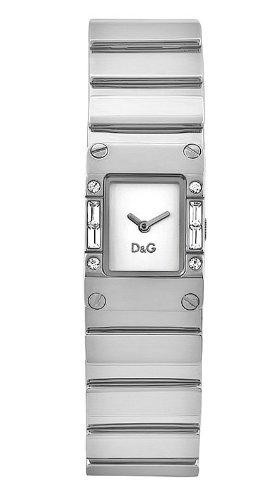 D&G Dolce&Gabbana Damen-Armbanduhr Kilt DW0345