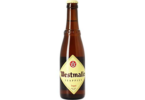 Cassa da 24 Birre WESTMALLE TRIPEL 33cl