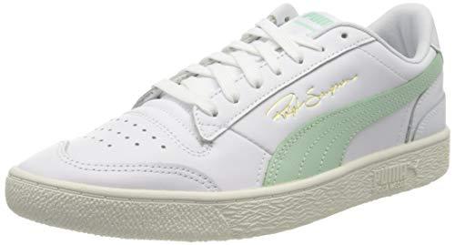 Puma Unisex-Erwachsene Ralph Sampson Lo Sneaker, Weiß (Puma White Mist Green Whisper White), 42 EU