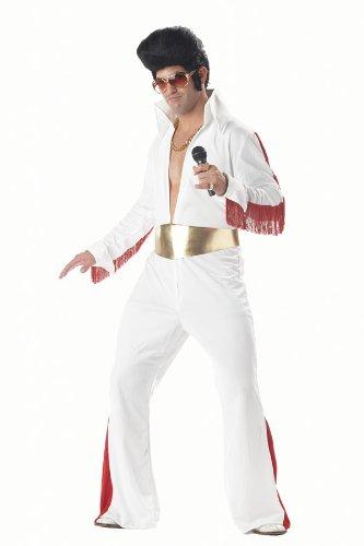 Elvis 50er Jahre Rock N Roll Sterne Karneval Kostüm