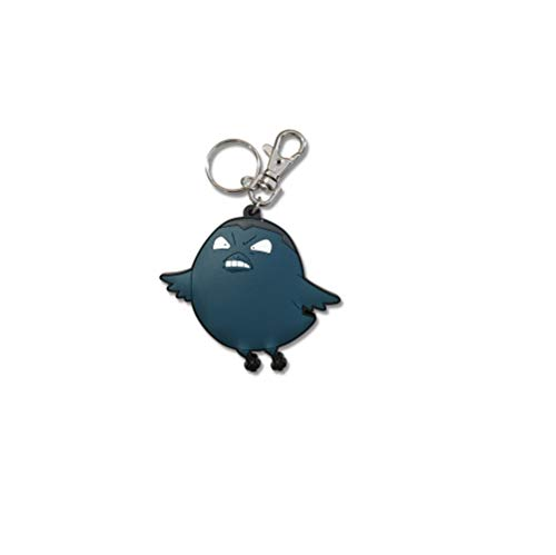 Haikyu!! Nishinoya Crow PVC Keychain