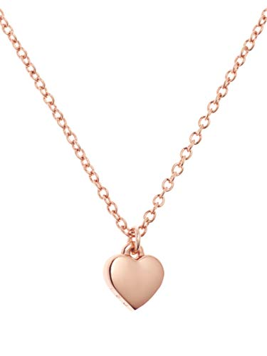 Ted Baker Hara Tiny Heart Pendant Necklace of 40-42cm TBJ1145-24-03