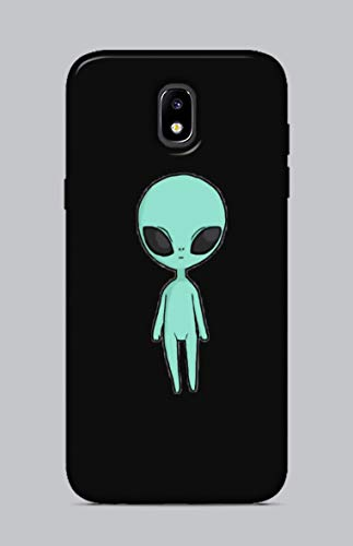 Cover Morbida in TPU Samsun.g Galaxy J7 2017 063 Science Fiction, Aliens, Alieni, Space