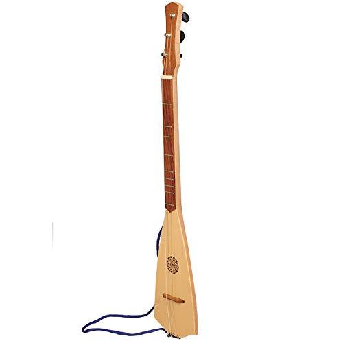 DULCIMER BANJO, 3 cuerdas de madera de laca