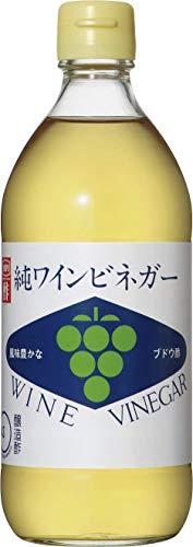 内堀醸造 純ワインビネガー 500ml [0132]