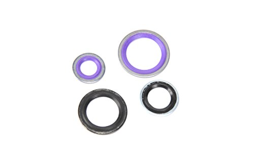 GM Genuine Parts 15-34835 Air Conditioning Thermal Expansion Valve Seal Kit with Tube Seals and Valve Seals
