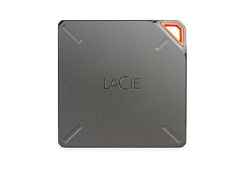 LaCie 2 TB FUEL Wireless External Hard Drive for iPad, iPhone and Apple TV (STFL2000200)