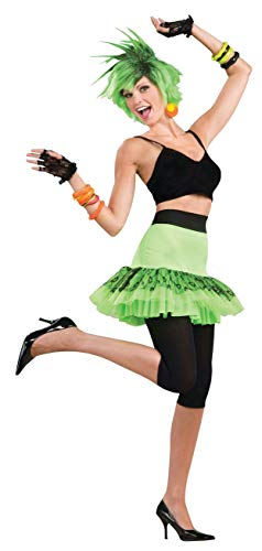 80's To The Maxx Layered Costume Skirt. Add accessories to create your own, unique costume.