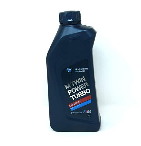 BMW M Twin Power Turbo SAE 0W-40 Engine Oil