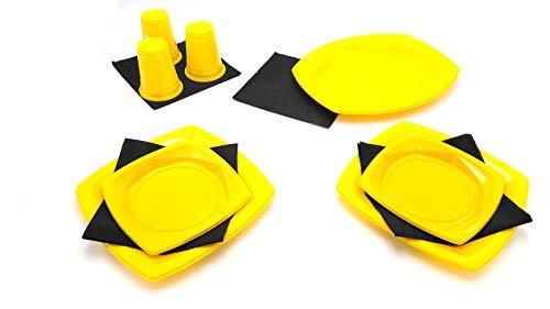 Bandejas Plástico Desechables Marca elegi