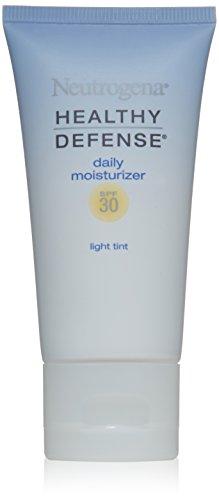 Best Neutrogena Healthy Defense Daily Moisturizer Spf 30 Light Tint 1 7 Ounce Xipokix