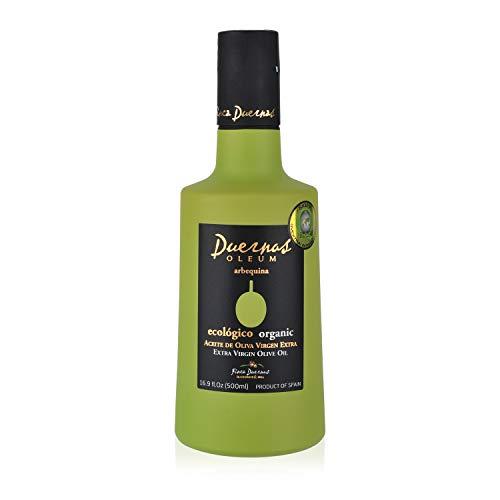 Aceite de Oliva Virgen Extra ecológico | Botella 500ml AOVE Bio Premium de...
