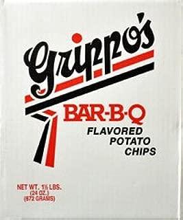 Grippo's BBQ Potato Chips (1.5lb Box)