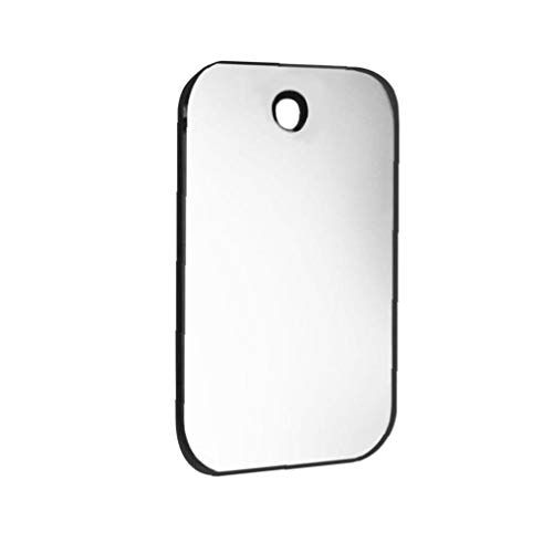 Shower Mirror Acrylic Anti Fog Bathroom Fogless Mirror Fog Free Mirror for Washroom Travel Home Supplies,Other Hardware