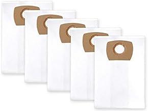 5x Sacs à poussière papier pour Makita 446L,446LX,VC3012L,VC3012M