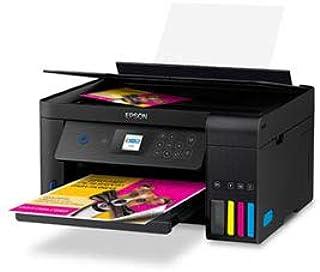 Impressora Multifuncional Epson EcoTank Jato de Tinta com USB, Wi-Fi e Wi-Fi Direct - L4160