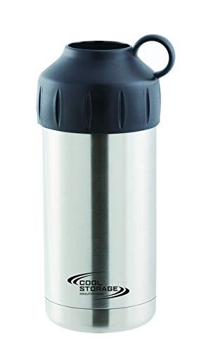 パール金属 ペットボトルクーラー 500・600ml 兼用 サテン クールストレージ D-6636