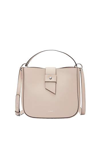 s.Oliver (Bags Damen 38.899.94.5818 Tasche Henkeltasche, Brown, 10x25x26.5 cm