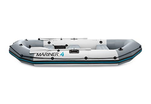 Intex Mariner 4 Inflatable Boat Set