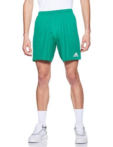adidas Parma 16 Intenso Pantalones Cortos para Fútbol, Hombre, Bold Green/White, XL