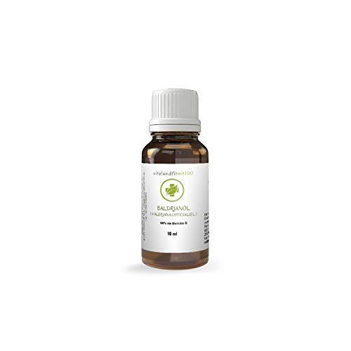 Baldrianöl - 10 ml - valeriana officialis L. - 100% naturreines ätherisches Öl