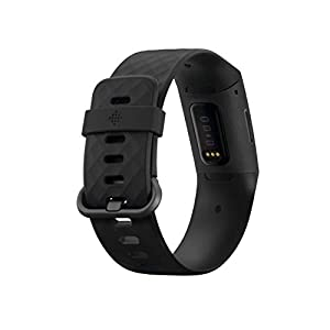 Fitbit Charge 4 Fitness Tracker Yours & Mine Bundle