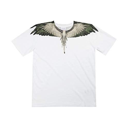 Marcelo Burlon Kids T-Shirt con Stampa Bambino Junior Boy MOD. 1115 12A