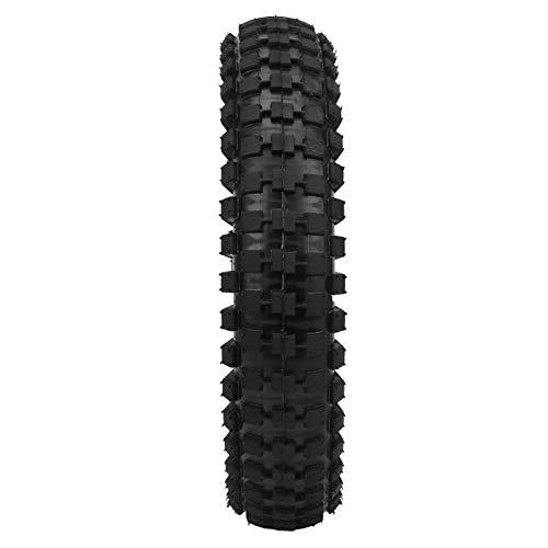 Jopwkuin Neumático de Bicicleta eléctrica, neumático de Gran Fuerza de Agarre y Tubo Interior para Carretera para híbridos